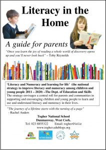 Togher.edublogs literacy in the home