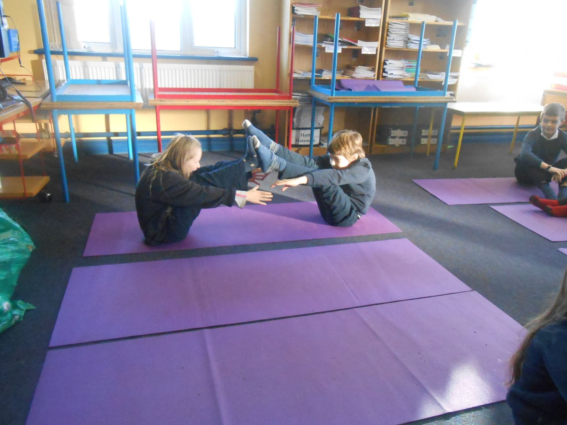 Yoga » TOGHER N S